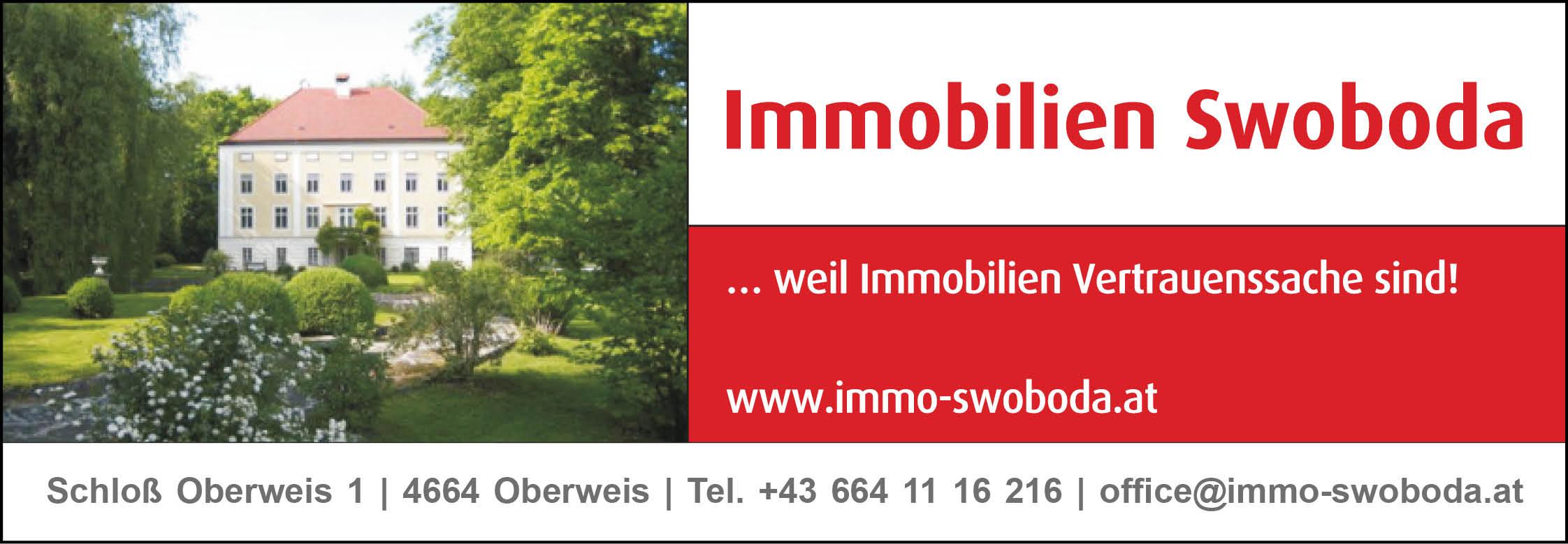 Immobilien Swoboda Logo